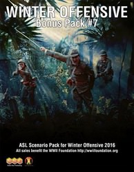 Winter Offensive Bonus Pack #7 (new from Multi-Man Publishing)