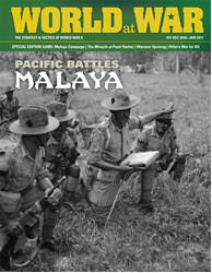 World at War, Issue 51 (new from Decision Games)