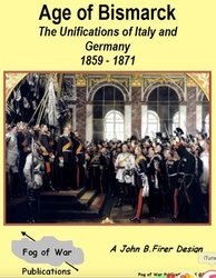Age of Bismarck (new from Fog of War Publications)