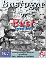 Bastogne or Bust: Designer's Edition (new from Paul Koenig Games)