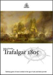 Sails & Powder: Trafalgar 1805 (new from 3SIXES)
