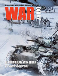 War Diary Magazine, Vol. 3, Issue 1 (new issue)