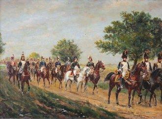 La Bataille Pour La Prusse 1806 (new from Marshal Enterprises)
