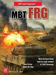 FRG: MBT Expansion (new from GMT Games)