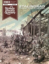 Strategy & Tactics Quarterly #3: Stalingrad (new from Decision Games)