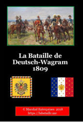 La Bataille de Deutsch-Wagram 1809 (new from Marshal Enterprises)