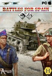 Battles for Spain Digital App (new from Headquarter & Avalon Digital)
