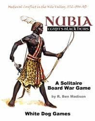 Nubia: Egypt's Black Heirs (new from White Dog Games)