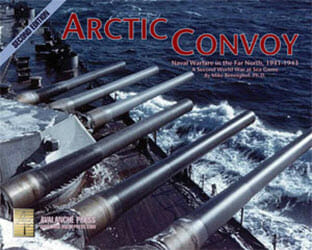 SWWAS: Arctic Convoy, Second Edition (new from Avalanche Press)