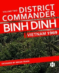 District Commander Binh Dinh (new from Hollandspiele)