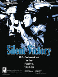 Silent Victory, 2nd Printing (new from GMT Games)
