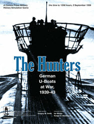 The Hunters, 3rd Printing (new from GMT Games)