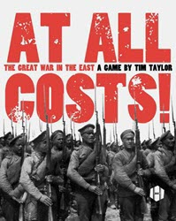 At All Costs!: The Great War In the East (new from Hollandspiele)