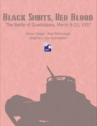 Black Shirts, Red Blood (new from High Flying Dice Games)