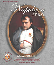 Napoleon at Bay Expansion Kit (new from Operational Studies Group)