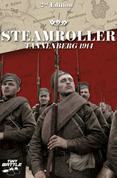 Steamroller: Tannenberg 1914 (new from Tiny Battle Publishing)