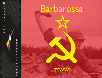 Barbarossa (new from The Knowledge Company Games/DE)