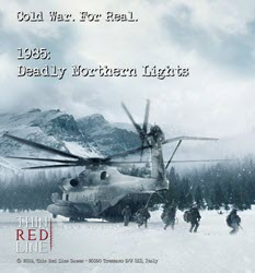 1985: Deadly Northern Lights (new from Thin Red Line Games)