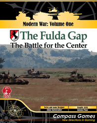 Fulda Gap: The Battle for the Center (new from Compass Games)