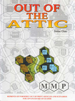 Out of the Attic, Issue 1 (Multi-Man Publishing)