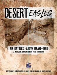 Desert Eagles (new from High Flying Dice Games)
