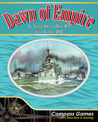 Dawn Of Empire (new from Compass Games)