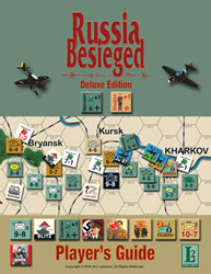 Russia Besieged Player's Guide (new from Compass Games)