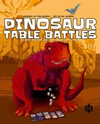 Dinosaur Table Battles (new from Hollandspiele)