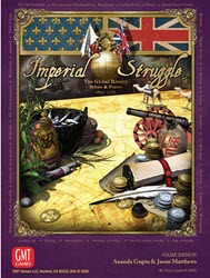 Imperial Struggle (new from GMT Games)
