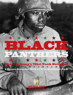 Panzer Grenadier: Black Panthers (new from Avalanche Press)