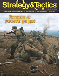 Strategy & Tactics, Issue 323: 	Rangers: Lead The Way (new from Decision Games)
