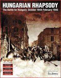 Hungarian Rhapsody (new from Multi-Man Publishing)