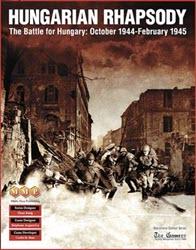Hungarian Rhapsody (new from Multi-Man Publishing)