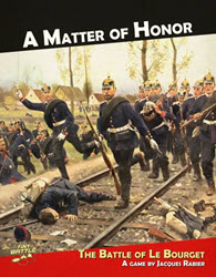 A Matter of Honor (new from Tiny Battle Publishing)