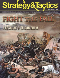 Strategy & Tactics, Issue 324: Fight The Fall (new from Decision Games)