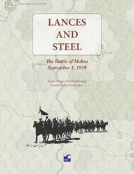 Lances and Steel (new from High Flying Dice Games)