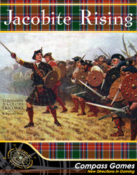 Commands & Colors Tricorne: Jacobite Rising (new from Compass Games)
