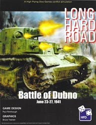A Long, Hard Road (new from High Flying Dice Games)