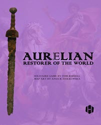 Aurelian, Restorer of the World (new from Hollandspiele)