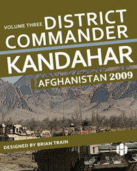 District Commander Kandahar (new from Hollandspiele)