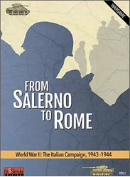 From Salerno to Rome: World War II (new from Dissimula Edizioni)