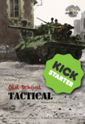 Old School Tactical Vol II West Front 1944-45 (new from Flying Pig Games)