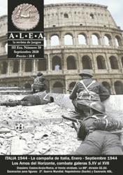 Alea Magazine, Issue 35 (new from Alea Ludopress)