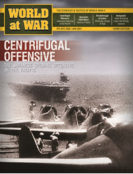 World at War, Issue 75: Centrifugal Offensive (new from Decision Games)