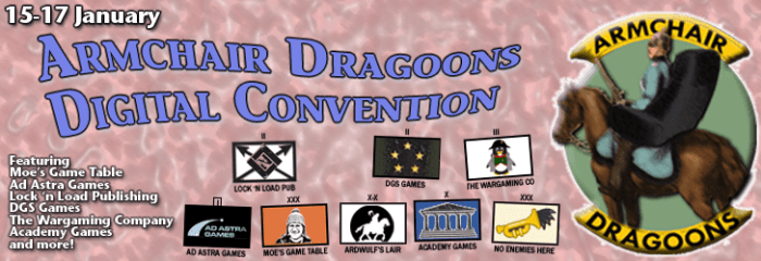 The Armchair Dragoons Digital Convention
