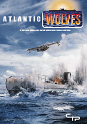 Atlantic Wolves (new from Canvas Temple Publishing)