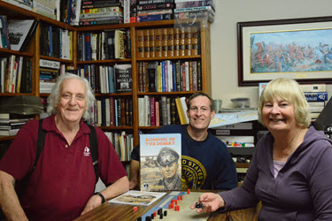 Family-run board game company sees big sales increases this year
