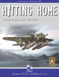 Hitting Home: Axis Raids on the Soo Locks (new from High Flying Dice Games)