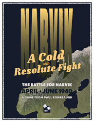 A Cold and Resolute Fight (new from High Flying Dice Games)