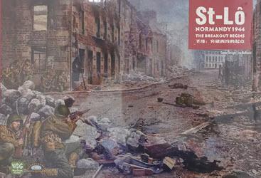 St-Lô, Normandy 1944 (new from Quarterdeck International)